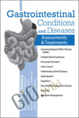 Gastrointestinal Conditions and Diseases: Assessments & Treatments - Patricia Ryan