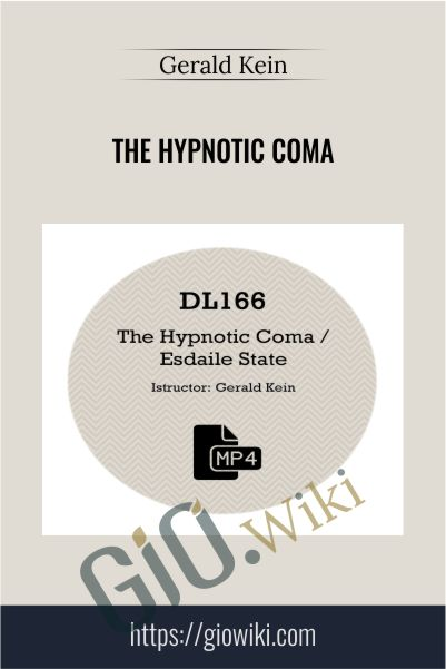 The Hypnotic Coma - Gerald Kein