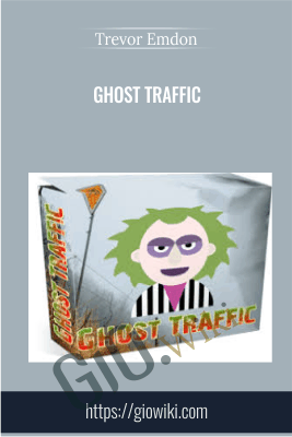 Ghost Traffic – Trevor Emdon
