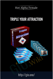 Triple Your Attraction – Hot Alpha Female