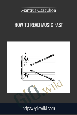 How To Read Music Fast - Mantius Cazaubon