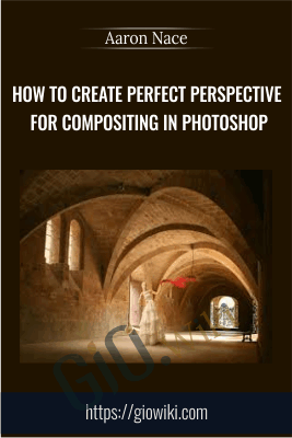 How to Create Perfect Perspective for Compositing in Photoshop -  Aaron Nace