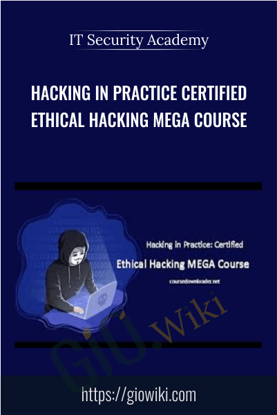 Hacking in Practice Certified Ethical Hacking MEGA Course - IT Security Academy