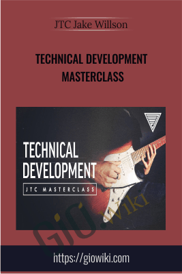 Technical Development Masterclass - JTC Jake Willson