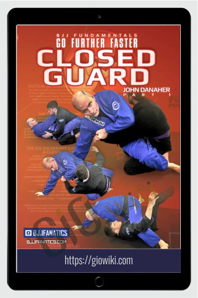 BJJ Gi Fundamentals - The Closed Guard - John Danaher