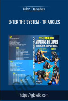 Enter The System - Triangles - John Danaher
