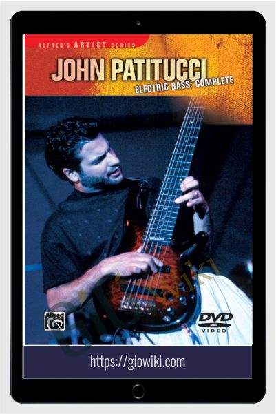 Electric Bass Complete - John Patitucci