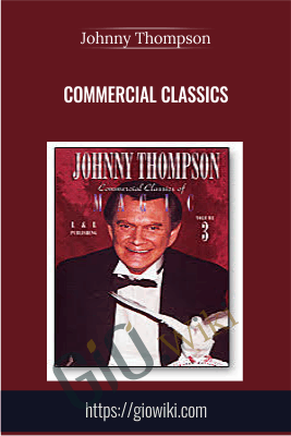 Commercial Classics - Johnny Thompson
