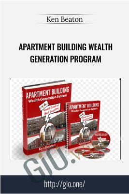 Apartment Building Wealth Generation Program – Ken Beaton
