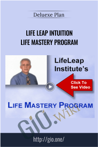 Life Leap Intuition Life Mastery Program – Deluexe Plan