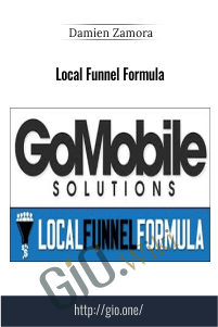Local Funnel Formula – Damien Zamora