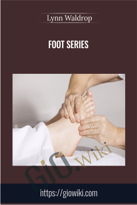 Foot Series - Lynn Waldrop