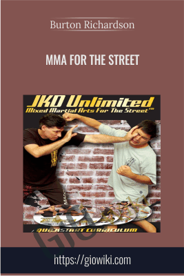 MMA for the Street - Burton Richardson