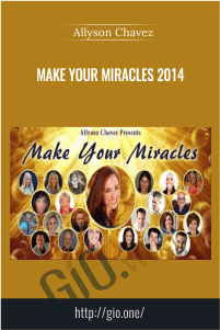 Make Your Miracles 2014 - Allyson Chavez