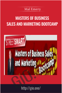 Masters of Business Sales and Marketing Bootcamp – Mal Emery