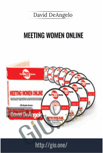 Meeting Women Online – David DeAngelo