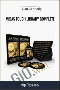 Midas Touch Library Complete – Dan Kennedy