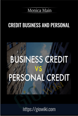 Credit Business and Personal - Monica Main