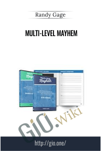 Multi-Level Mayhem – Randy Gage