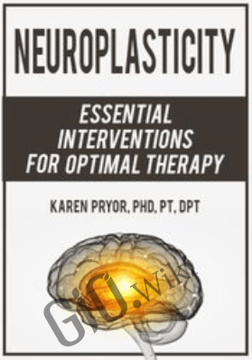 Neuroplasticity: Essential Interventions for Optimal Therapy - Karen Pryor
