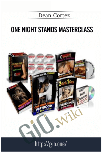 One Night Stands Masterclass – Dean Cortez