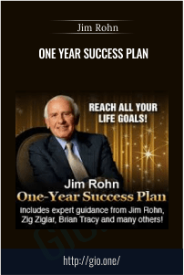 One Year Success Plan – Jim Rohn
