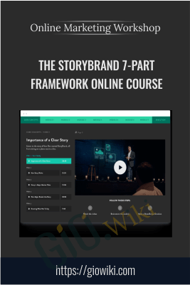 The StoryBrand 7-Part Framework Online Course - Online Marketing Workshop
