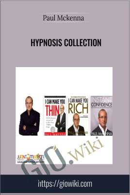 Hypnosis Collection - Paul Mckenna