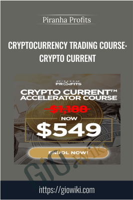 Cryptocurrency Trading Course: Crypto Current – Piranha Profits