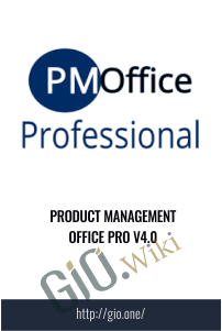 Product Management Office Pro v4.0 - 280 Group