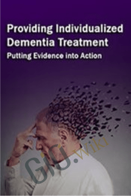 Providing Individualized Dementia Treatment: Putting Evidence into Action - Marguerite Mullaney