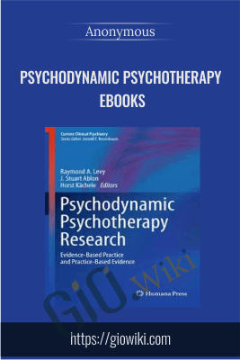 Psychodynamic Psychotherapy eBooks