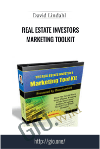 Real Estate Investors Marketing Toolkit – David Lindahl