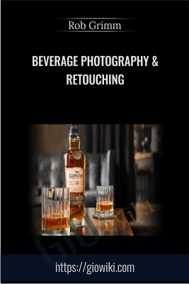 Beverage Photography & Retouching - Rob Grimm