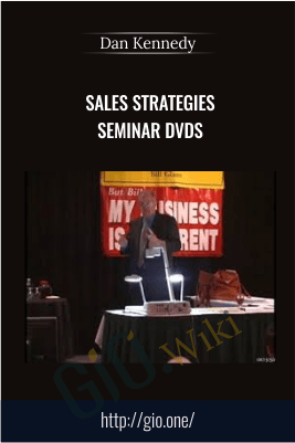 Sales Strategies Seminar DVDs – Dan Kennedy
