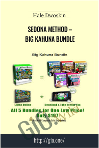 Sedona Method – Big Kahuna Bundle – Hale Dwoskin