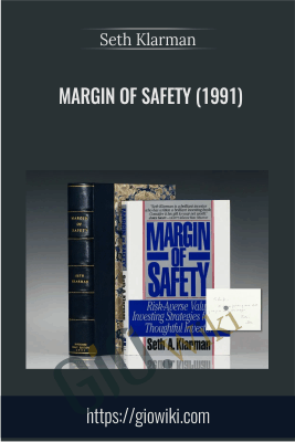 Margin of Safety (1991) - Seth Klarman