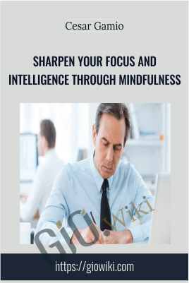 Sharpen your Focus and Intelligence Through Mindfulness - Cesar Gamio