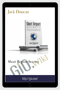 Short Report Secrets – Jack Duncan