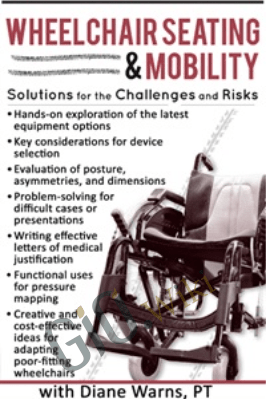 Wheelchair Seating & Mobility: Solutions for the Challenges and Risks - Diane Warns