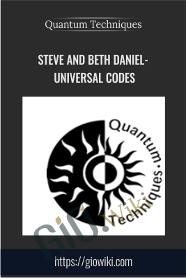 Steve and Beth Daniel- Universal Codes - Quantum Techniques