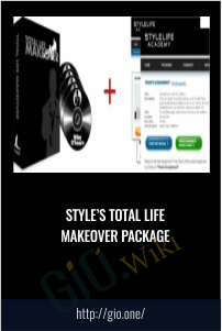Style's Total Life Makeover Package