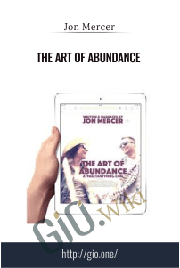 The Art of Abundance – Jon Mercer