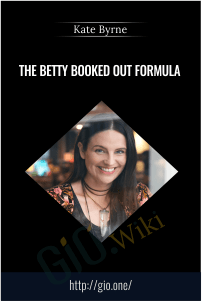 The Betty Booked Out Formula - DR. Kate Byrne