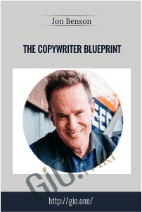 The Copywriter Blueprint – Jon Benson