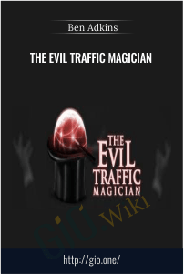 The Evil Traffic Magician - Ben Adkins