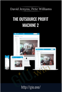 The Outsource Profit Machine 2 - David Jenyns, Pete Williams