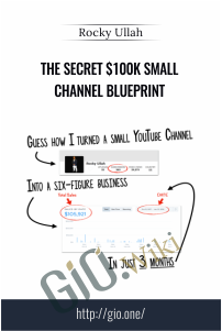 The Secret $100K Small Channel Blueprint - Rocky Ullah