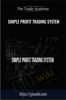 Simple Profit Trading System - The Trade Academy