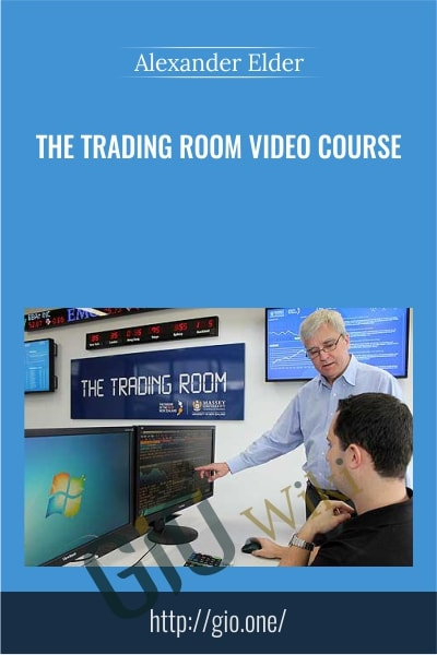 The Trading Room Video Course - Alexander Elder